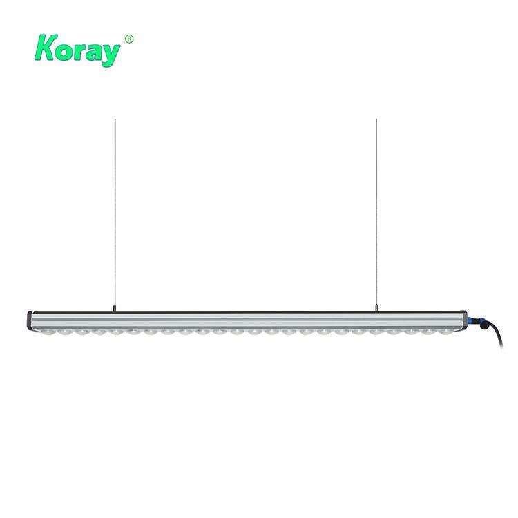 LED Grow Light Bar  Housing waterproof LED Light Bar For Lettuce Growth 5