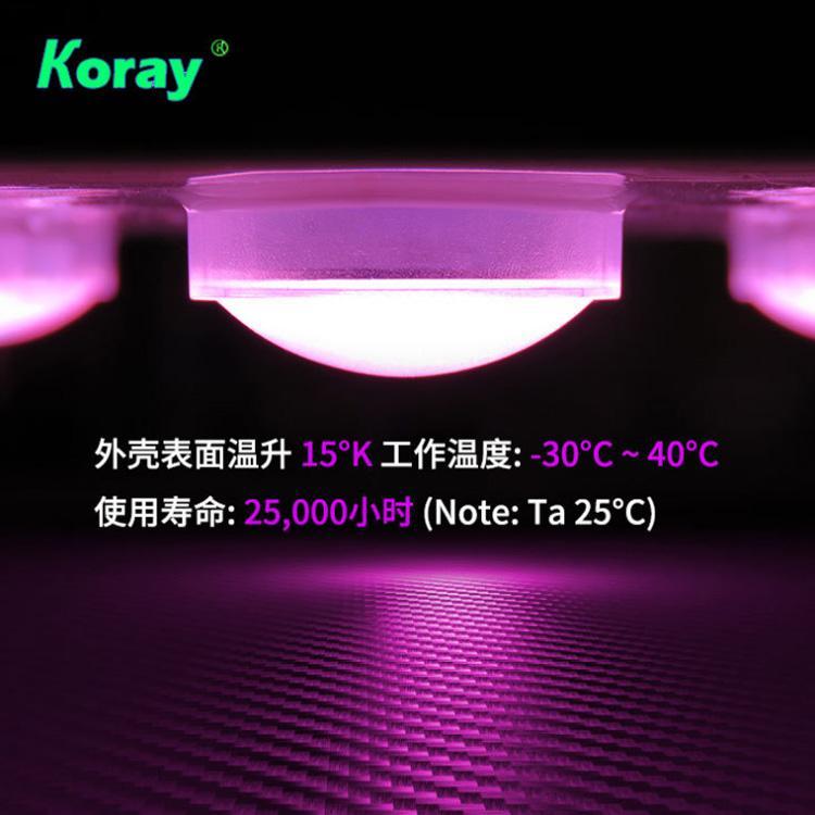 高功率垂直农业植物灯立体种植灯高间距层架结构植物工厂植物灯 6