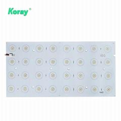 超薄高效率層架種植植物燈鋁基板模組立體種植植物燈