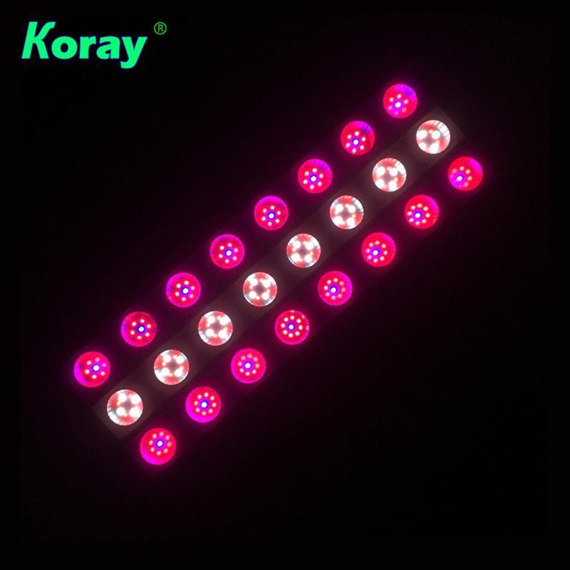 四通道四種不同的光譜可單獨控制組合植物燈模組植物燈 6