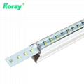Waterproof commercial hydroponic led grow light tube bar full spectrum grow lamp 4
