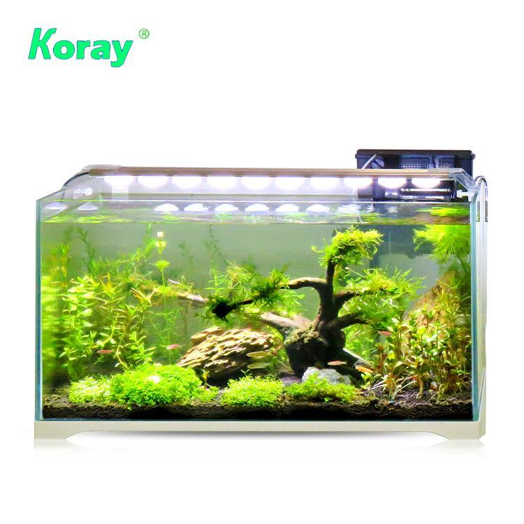 Aquarium plant growth lights fish tank lamp ultra-high system light effect 4