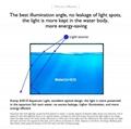 聚光高能效家用鱼缸灯水族灯水草植物灯 11