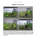 Aquarium plant growth lights fish tank lamp ultra-high system light effect 16