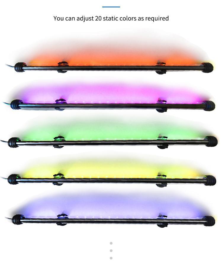 水陆两用鱼缸灯LED防水造景灯水族箱灯潜水灯 14