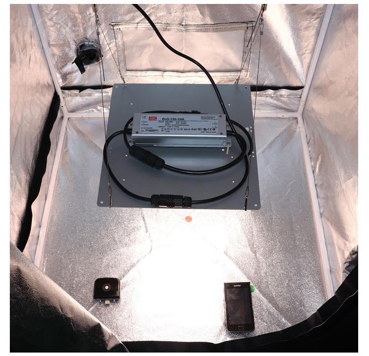 藥用植物燈地下室植物帳篷醫用植物 19