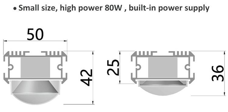 经济型 640W药用植物生长灯模组阵列植物灯 10