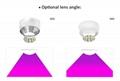 1000W大功率植物燈藥物種植燈大棚led補光燈 8