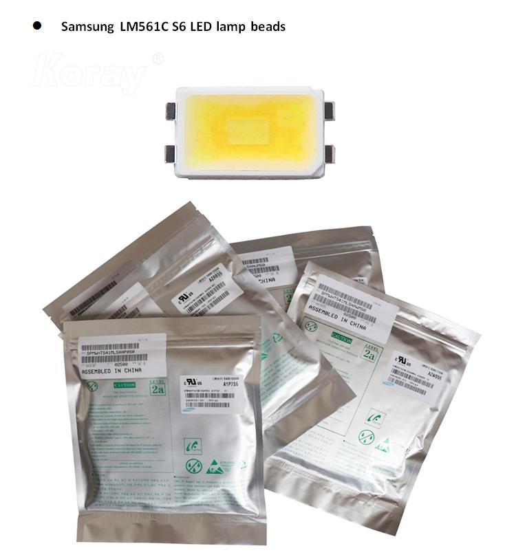 藥用高PAR輸出多種三星LM561C高效燈珠植物帳篷植物燈 10