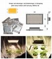 藥用高PAR輸出多種三星LM561C高效燈珠植物帳篷植物燈 12