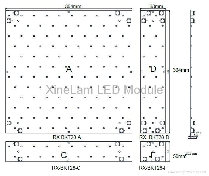 内置恒流 24V LED背光模组-广告灯箱 4