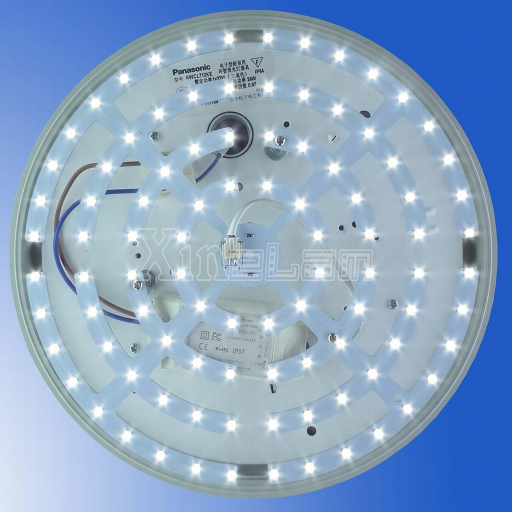 熒光燈替換-LED PCB 模組-吸頂燈套件-無頻閃 2