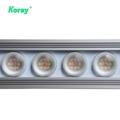 双通道药用植物灯led植物灯全光谱植物生长灯植物补光灯 2