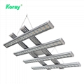 Toplighting medical plant growth module and array lamp, 2