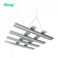 Toplighting medical plant growth module and array lamp, 4