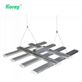 Toplighting medical plant growth module and array lamp, 6