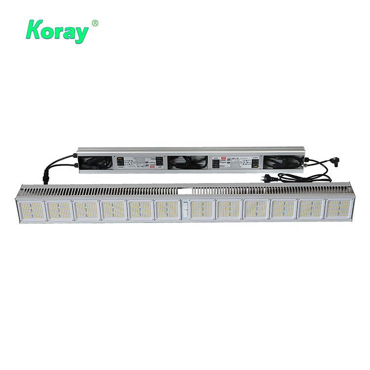500W/600W大棚植物燈高功率頂光植物補光模組 6