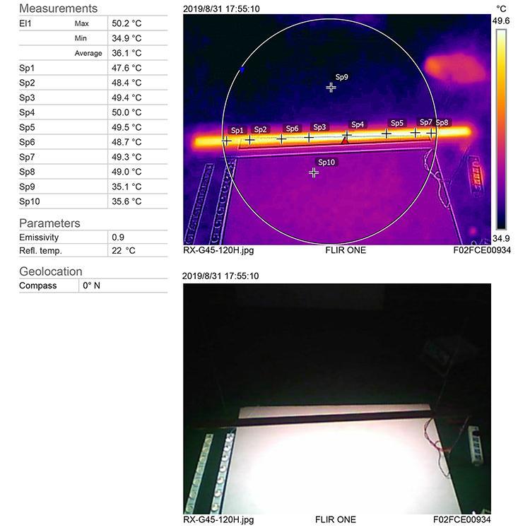40W高效率 DC输入光吸收率更高立体种植植物灯 6