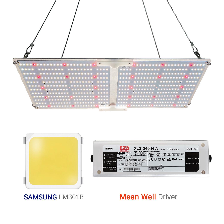 G2000 SF2000 LED量子版植物生長燈 1