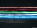 Types 1206/3528 warm white flexible led strip reel 3mm width 2