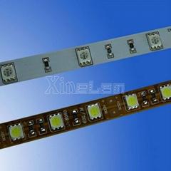 5050 LED strip light waterproof or Non-waterproof