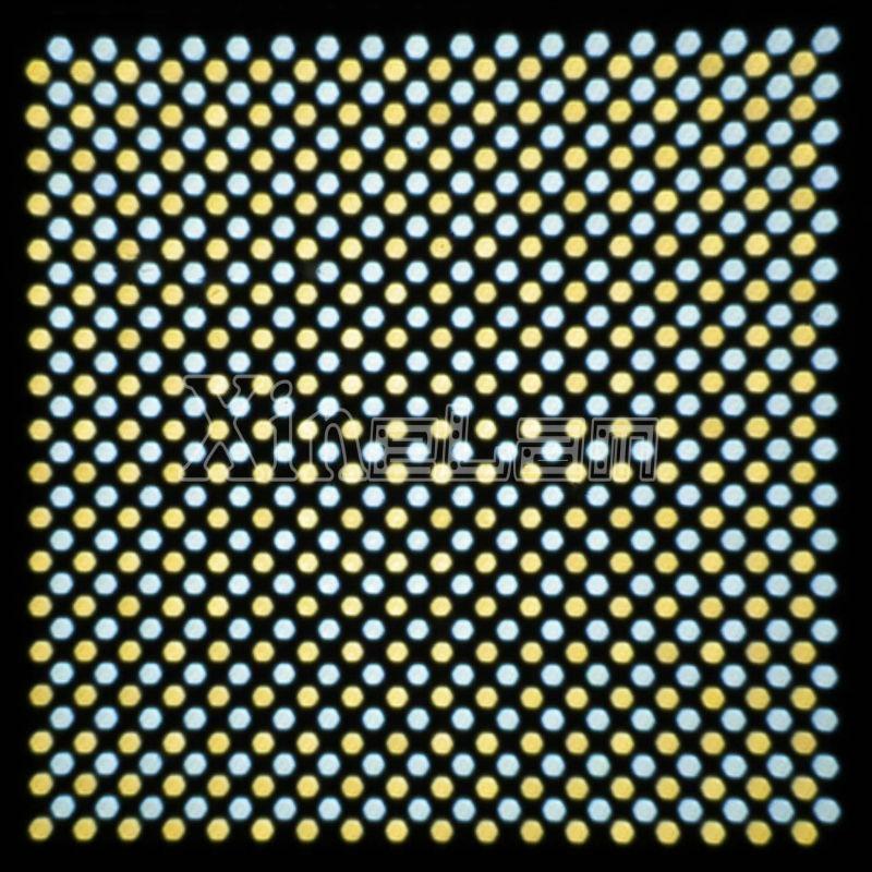 定制双色Led灯板 30x30cm 2