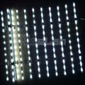 12v/24v slim led backlit lattice for big