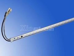 5050 防水LED铝条灯 12~24v 内置恒流