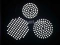 3mm thin slim round shape led panel