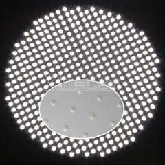 大直径 800mm 圆形LED面板吸顶灯 130W 13000Lm