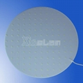 Round Shape frameless led light panel led illumination