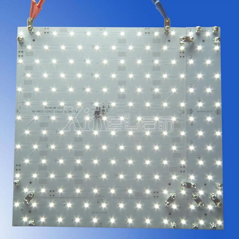 簡單連接LED廣告燈箱背光模組-恆流 24V 1