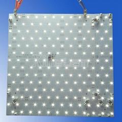 简单连接LED广告灯箱背光模组-恒流 24V