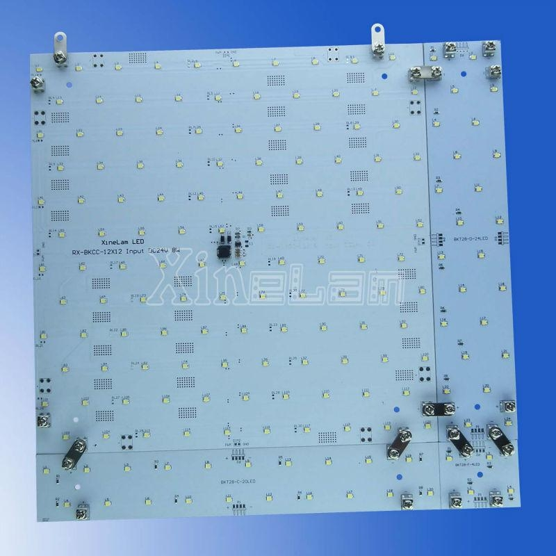 Easy connectable led advertising panels box backlight 2
