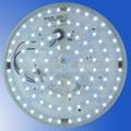 新设计-不防水 LED 吸顶灯套件替换荧光灯-长寿命-无闪烁 3
