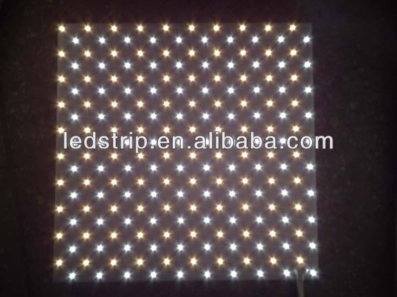 定做 暖白-正白 双色Led 灯板-广告背光 3