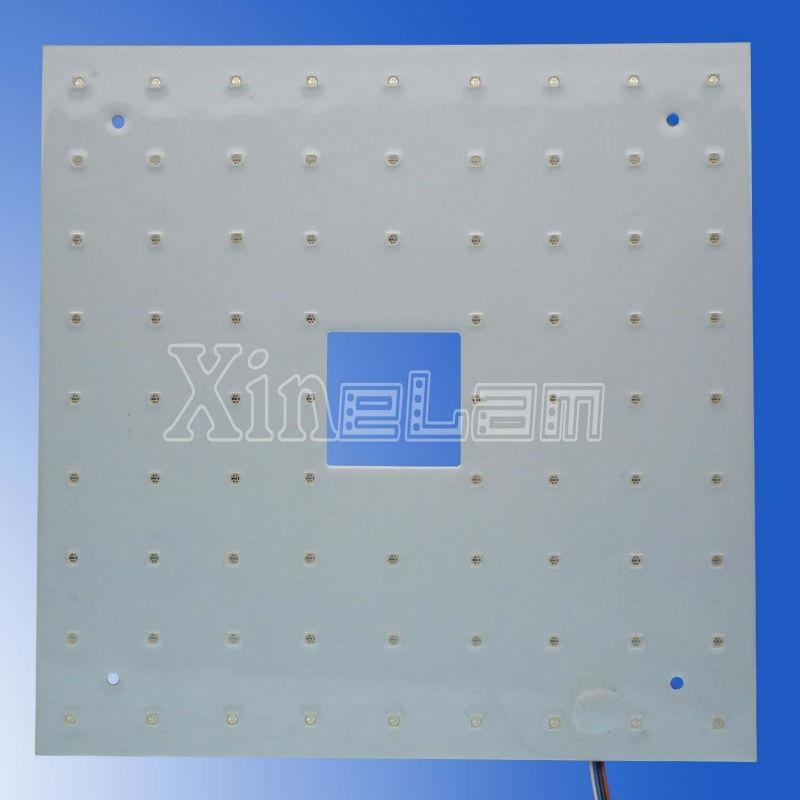 Bespoke black epoxy 12v led panel light for backlit applications 3