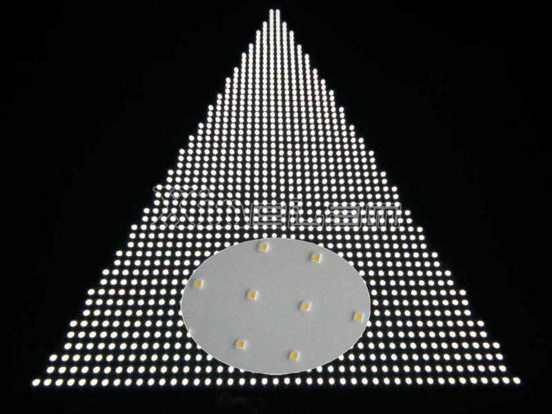 圓形-圓角-八角形-三角形-方形-矩形 LED模組背光 2