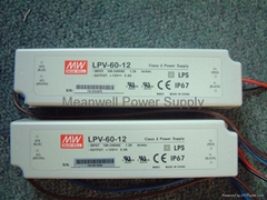 Meanwell Power Supply LPV,ELN,NES,HLG Series