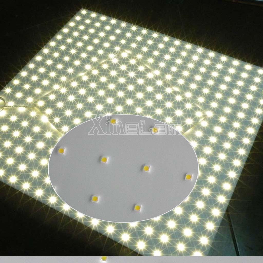 led aluminum panel light waterproof led backlight board rx alf33 3528 xinelam china. Black Bedroom Furniture Sets. Home Design Ideas