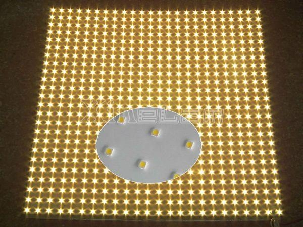 铝散热LED广告背光板 1