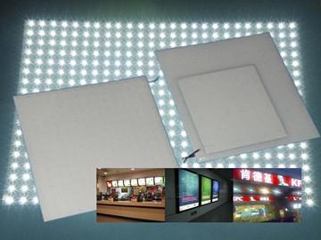 铝散热LED广告背光板 2