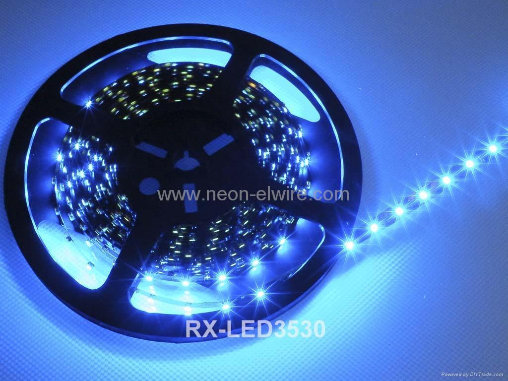 SMD3528 LED flexible strip light 5M/roll 2