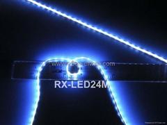 樓盤沙盤模型LED軟條燈