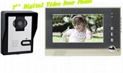Digital 7'' LCD Color Vi