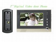 Ultra-thin 7''  LCD  Col