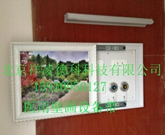 合肥壁画式设备带