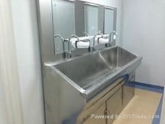 合肥醫用不鏽鋼水池