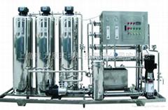 江蘇製藥2噸純化水設備