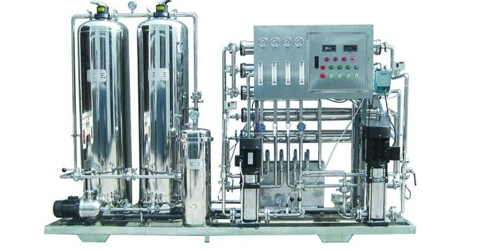GMP純化水設備 1